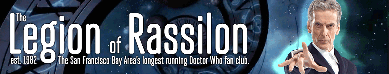 The Legion of Rassilon