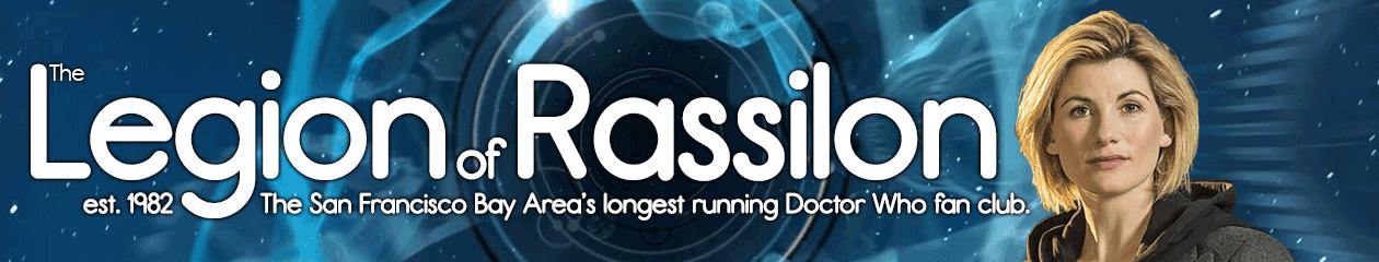The Legion of Rassilon